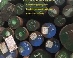 Thép tròn đặc láp phi 130 , 140 , 150 , 180 SCR440 , SCM440 SKD11 , 61  S55C