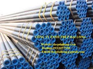 thép ống đúc ASTM A106 Gr.B , A53 , API5L A500 , X52