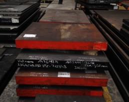 thép tấm S45C ,S50C , S55C , SKD11 , SKD61 , SCM440 , SCR440